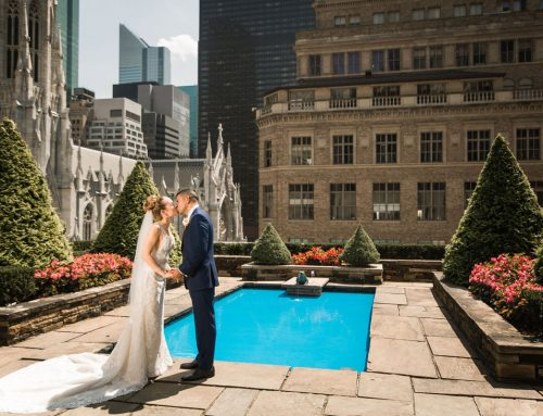 Rooftop Wedding Ceremony at 620 Loft and Garden
