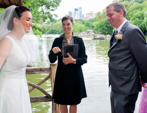 The Process of Getting Married in New York