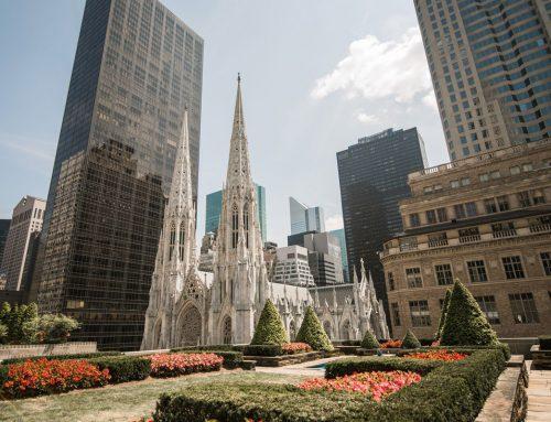 Rockefeller Center Roof Top/Garden Proposal