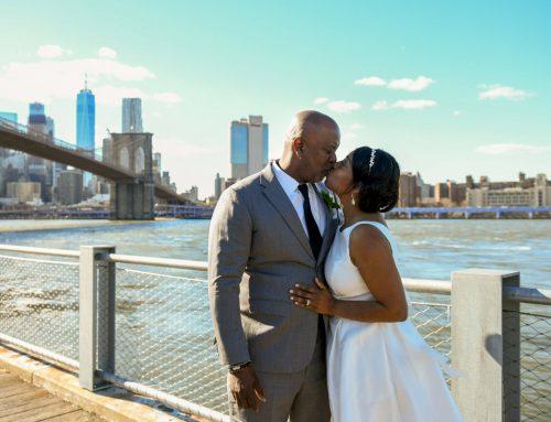 Brooklyn Bridge Wedding Photos NYC