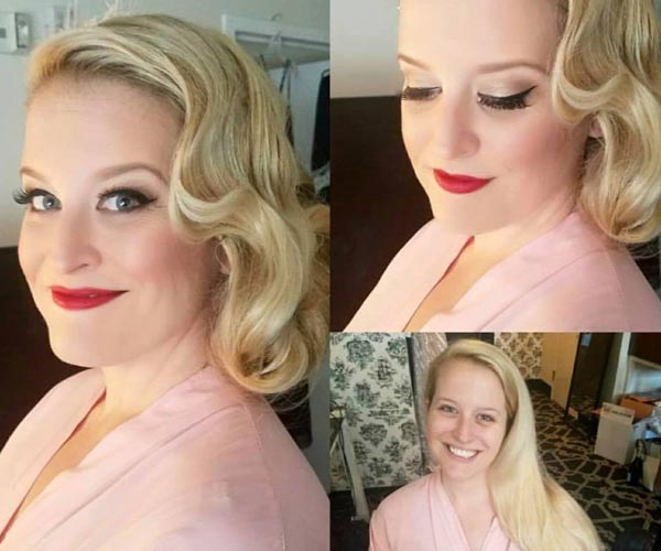 Hair And Makeup Styling