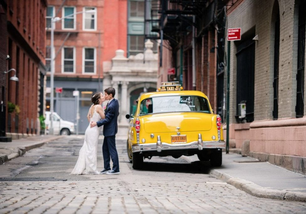 checker-cab-wedding-soho-nyc